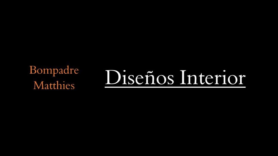 Diseños de Interior